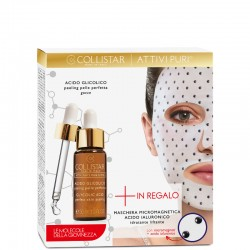 Collistar Attivi Puri Acido Ialuronico + micromagnetic mask acido ialuronico