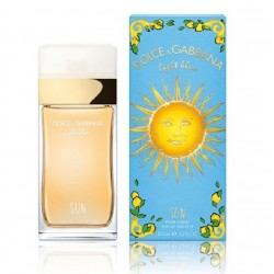 Dolce e Gabbana Light Blue sun Donna 100 ml spray