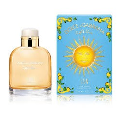 Dolce e e Gabbana light blue sun uomo 50ml