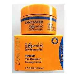 Lancaster Sun Beauty Tan Deepener vaso spf 6 200ml