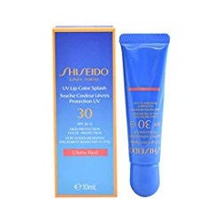 Shiseido uv Lip Color Splsh spf 30 RED