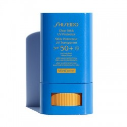 Shiseido Clear Stick UV Protector 50+