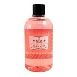 ATKNSONS REGAL MUSK BAGNOSCHIUMA 500 ML