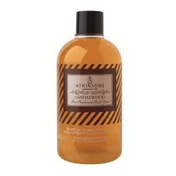ATKNSONS DANDALWOOD BAGNOSCHIUMA 500 ML