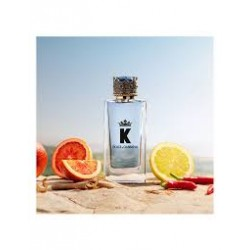 DOLCE & GABBANA K AFTER SHAVE LOTION 100 ML