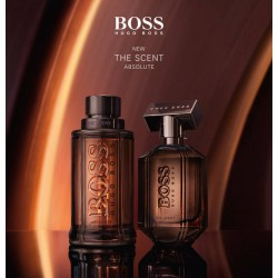 HUGO BOSS THE UOMO SCENT ABSOLUTE EDP 100