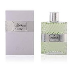 CHRISTIAN DIOR EAU SAUVAGE AFTER SHAVE 100 ML LOTION