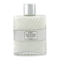 CHRISTIAN DIOR EAU SAUVAGE AFTER SHAVE 100 ML BALM