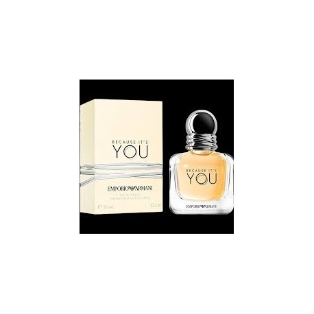 Emporio Armani for Her - Because It's You 30 ML