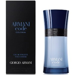 Armani Code Colonia edt 75 ML SPRAY