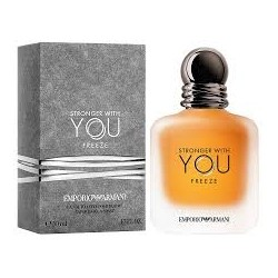 Emporio Armani for him - Stronger With You FREEZE