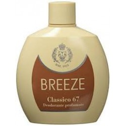 Breeze Deodorante Squeeze Classico 67 100 ml