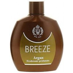 Breeze Deodorante Squeeze Argan 100 ml