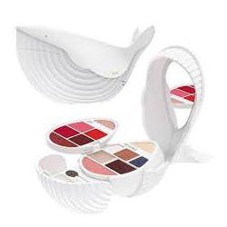 Pupa Make Up Kit Whale N4 Balena Bianca