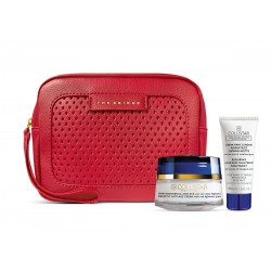 Collistar Crema energetica Anti-Età 50 ml +Crema Mani + Pochette The Bridge