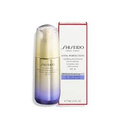 Shiseido Vital Perfection Uplifting and Firming Day Emulsion 75 ml SPF30
