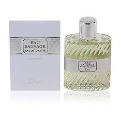 CHRISTIAN DIOR EAU SAUVAGE EDT 100 SPRAY