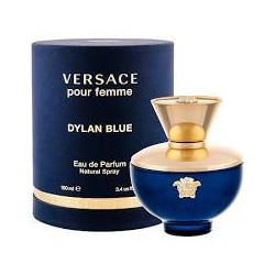 Versace Pour Femme Dylan Blue EDP 50 ml Spray