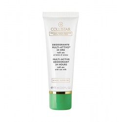 Collistar deodorante multi attivo 24Ore 75ml Roll-on al latte di avena - no alcol
