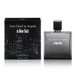Van Cleef & Arpels in New York edt