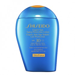 Shiseido Solari Expert Sun Aging Protection Lotion SPF30 WETFORCE 150ml