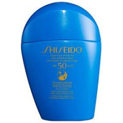 Shiseido Solari Expert Sun Aging Protection Lotion SPF50 WETFORCE 150ml