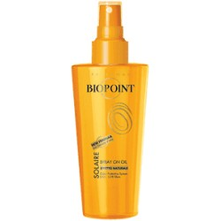 Biopoint Solare Spray On Oil 100 ml