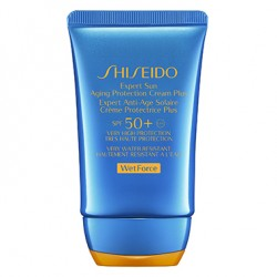 Shiseido Solari Expert Sun Aging Protection Cream SPF50 WETFORCE 50ml