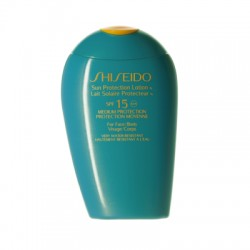 Shiseido Solari Sun Protection Lotion N SPF 15 150ml