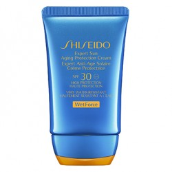 Shiseido Solari Expert Sun Aging Protection Cream SPF30 WETFORCE 50ml