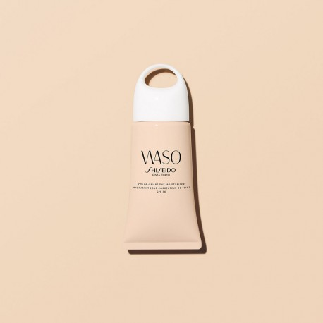 Shiseido Waso Color-smart Day Moisturizer SPF30 50 ml